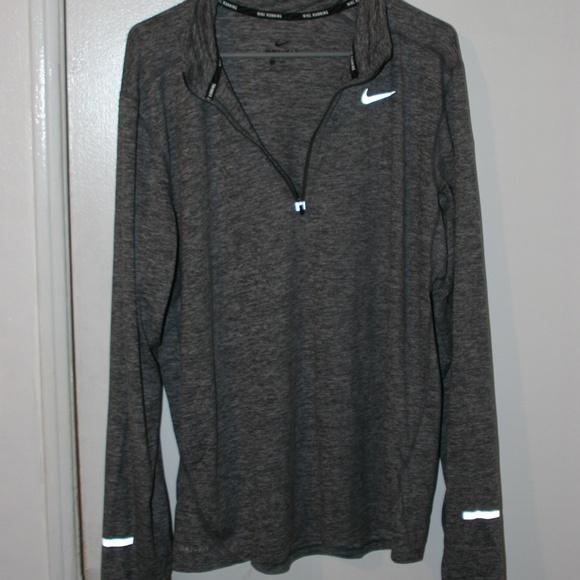Nike Other - Nike Quarter Zip Running Long Sleeve